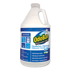ODO 911762G4EA OdoBan Concentrate Odor Eliminator and Disinfectant ODO911762G4EA