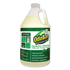 ODO 911062G4EA OdoBan Concentrate Odor Eliminator and Disinfectant ODO911062G4EA