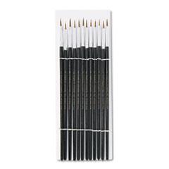 LEO 73502 Charles Leonard Artist Brush LEO73502
