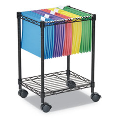 ALE FW601416BL Alera Rolling File Cart ALEFW601416BL
