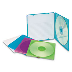 IVR 81910 Innovera Slim CD Case IVR81910