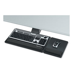 FEL 8017901 Fellowes Designer Suites Premium Keyboard Tray FEL8017901