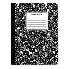 UNV 20950 Universal Quad Rule Composition Book UNV20950