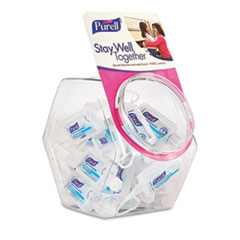 GOJ 390025BWL PURELL Advanced Hand Sanitizer Refreshing Gel GOJ390025BWL