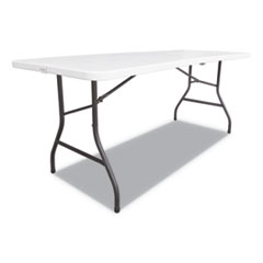 ALE FR60H Alera Fold-in-Half Resin Folding Table ALEFR60H