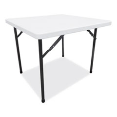ALE PT36SW Alera Square Plastic Folding Table ALEPT36SW