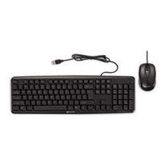 IVR 69202 Innovera Slimline Keyboard and Mouse IVR69202
