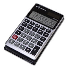 IVR 15922 Innovera 12-Digit Pocket Calculator with Tax Functions IVR15922
