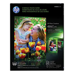 HEW Q8723A HP Everyday Photo Paper HEWQ8723A