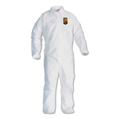 KCC 44315 KleenGuard A40 Zipper Front Liquid and Particle Protection Coveralls KCC44315