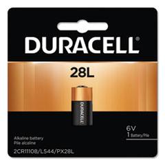 DUR PX28LBPK Duracell Specialty High-Power Lithium Batteries DURPX28LBPK