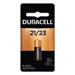 DUR MN21BK Duracell Specialty Alkaline Batteries DURMN21BK