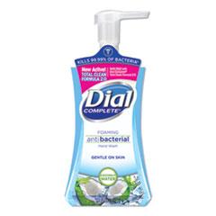 DIA 09316 Dial Antibacterial Foaming Hand Wash DIA09316