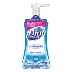 Antibacterial Foaming Hand Wash, Spring Water, 7.5 oz