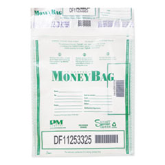 PMC 58048 PM Company SecurIT Triple Protection Tamper-Evident Deposit Bags PMC58048