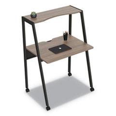 LIT SH764MOC Linea Italia Kompass Flexible Home/Office Desk LITSH764MOC