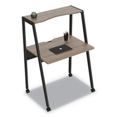 LIT SH764NW Linea Italia Kompass Flexible Home/Office Desk LITSH764NW