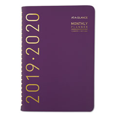 AAG 70101X59 AT-A-GLANCE Contemporary Academic Planner AAG70101X59
