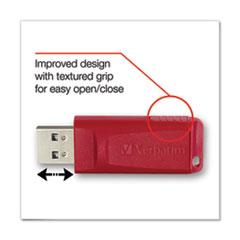 VER 95507 Verbatim Store 'n' Go USB Flash Drive VER95507