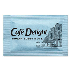 OFX 11103 Café Delight Blue Sweetener Packets OFX11103