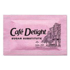 OFX 11420 Café Delight Pink Sweetener Packets OFX11420