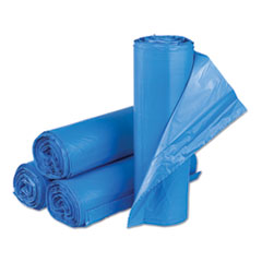 IBS BRS304314BL Inteplast Group High-Density Commercial Can Liners IBSBRS304314BL