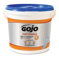 GOJ 6298 GOJO FAST TOWELS Hand Cleaning Towels GOJ6298