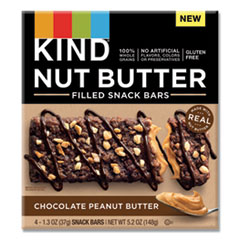 KND 26286 KIND Nut Butter Filled Snack Bars KND26286