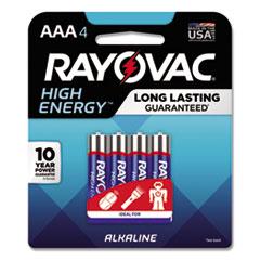 RAY 8244K Rayovac Alkaline Batteries RAY8244K
