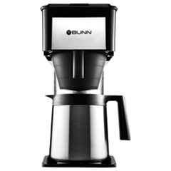 BUN BT BUNN 10-Cup Velocity Brew BT Thermal Coffee Brewer BUNBT