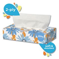KCC 21400BX Kleenex Facial Tissue KCC21400BX