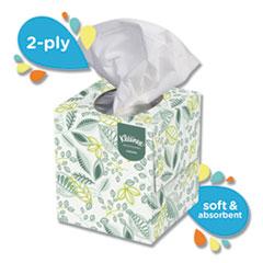 KCC 21272BX Kleenex Naturals Facial Tissue KCC21272BX
