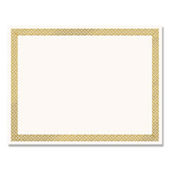 COS 936060 Great Papers! Foil Border Certificates COS936060