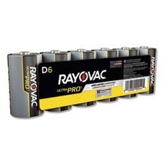 RAY ALD6J Rayovac Ultra Pro Alkaline Batteries RAYALD6J