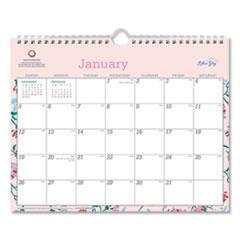 BLS 101632 Blue Sky Breast Cancer Awareness Wall Calendar BLS101632
