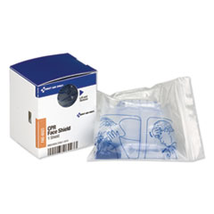FAO FAE6023 First Aid Only SmartCompliance Rescue Breather Face Shield FAOFAE6023