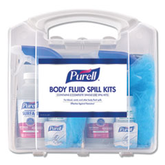 GOJ 384101CLMS PURELL Body Fluid Spill Kit GOJ384101CLMS