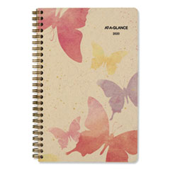 AAG 791200G AT-A-GLANCE Watercolors Planner AAG791200G
