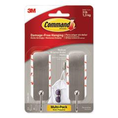 MMM 17034BN2ES Command Decorative Hooks MMM17034BN2ES