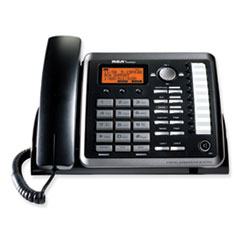 RCA 25254RE1 RCA Two-Line Corded Speakerphone RCA25254RE1