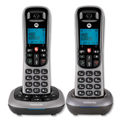 MTR CD4012 Motorola MTRCD400 Series Digital Cordless Telephone with Answering Machine MTRCD4012