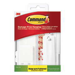 MMM 17221ES Command Picture Hanging Kit MMM17221ES