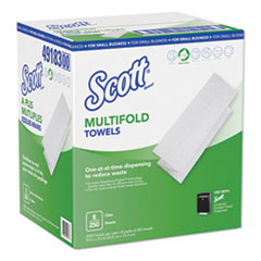 KCC 49183 Scott Multi-Fold Paper Towels KCC49183