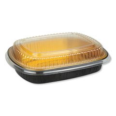 DPK 9442PT50 Durable Packaging Aluminum Closeable Containers DPK9442PT50