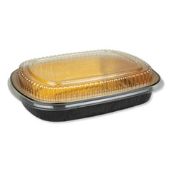 DPK 9553PT50 Durable Packaging Aluminum Closeable Containers DPK9553PT50