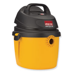 SHO 5892210 Shop-Vac 2.5 Gallon 2.5 Peak HP Portable Contractor Wet/Dry Vacuum SHO5892210