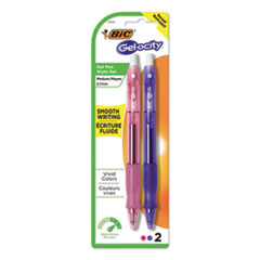 BIC RLCAP21AST BIC Gel-ocity Retractable Gel BICRLCAP21AST