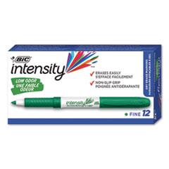 BIC GDE11GN BIC Intensity Low Odor Fine Point Dry Erase Marker BICGDE11GN