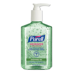 GOJ 967412EA PURELL Advanced Hand Sanitizer Soothing Gel GOJ967412EA