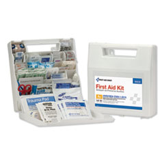 FAO 90639 First Aid Only ANSI Class A+ First Aid Kit FAO90639